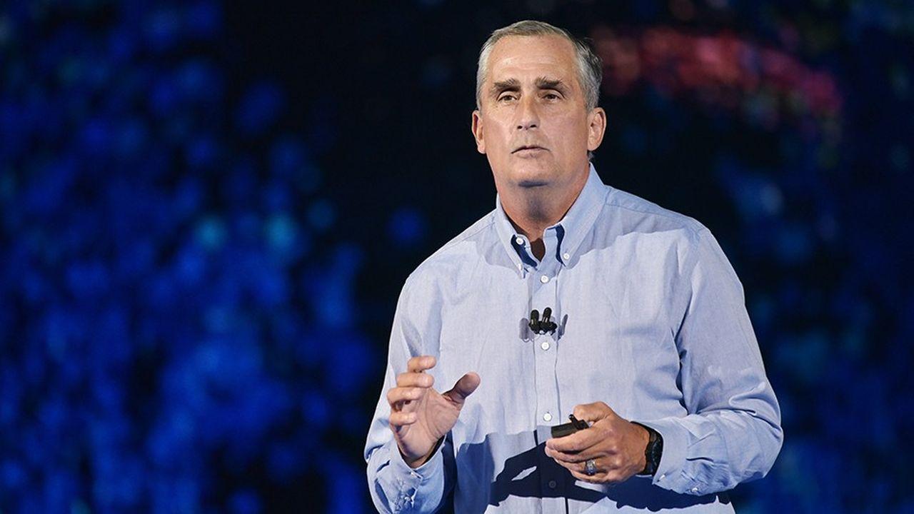 A 58 ans, le patron d'Intel avait fait toute sa carrière dans le groupe, où il était entré comme simple ingénieur en 1982.