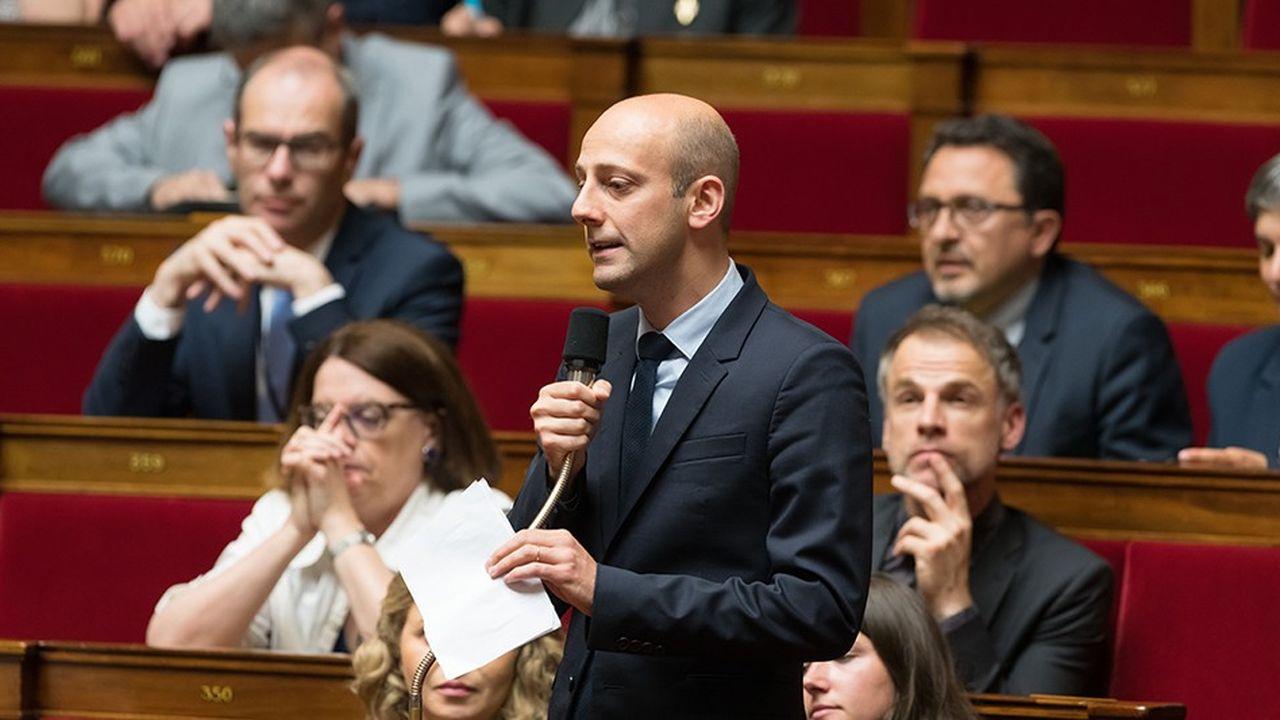 Stanislas Guerini, député LREM de Paris.