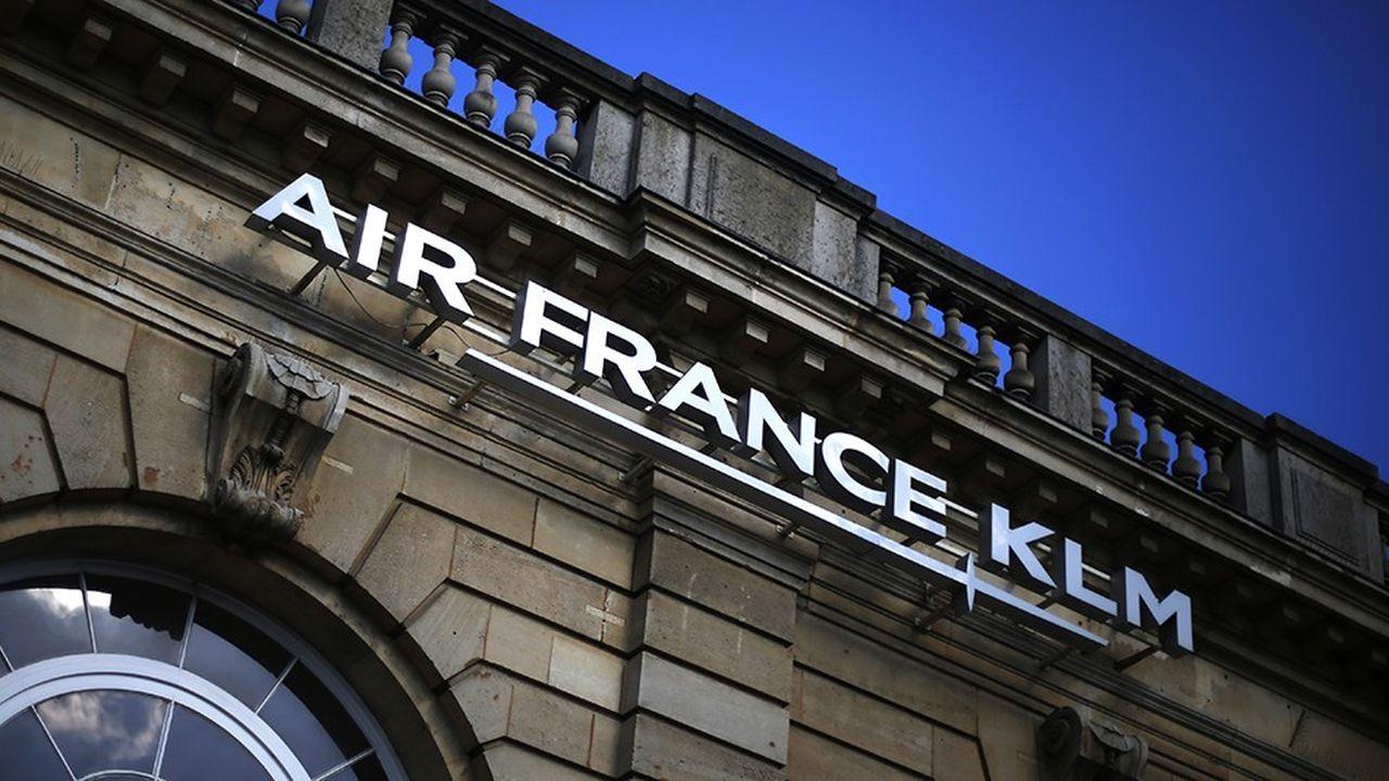 L'Etat actionnaire sort un acteur comme Air France de la réalité de l'entreprise.