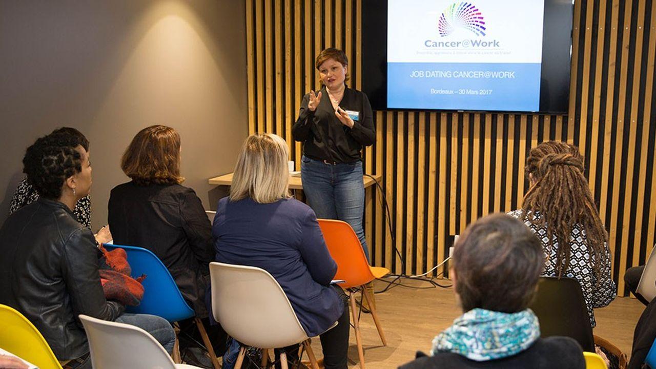 L'action de Cancer@Work pour l'inclusion desmaladies au travail