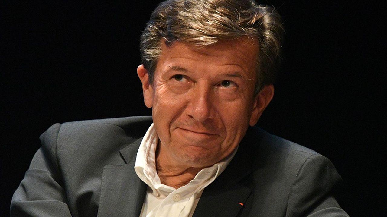 Gilles Pelisson, président-directeur général de TF1.