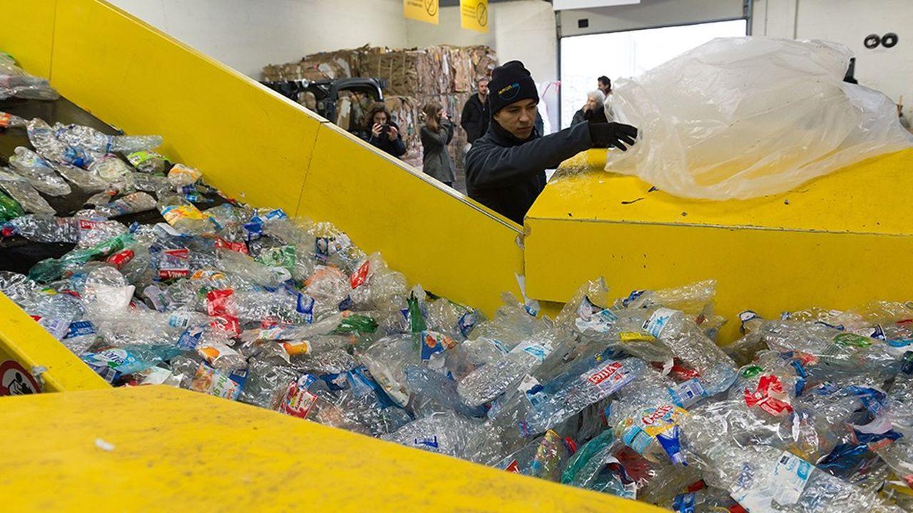 Si le chiffre d'affaires du recyclage est en augmentation en France, le territoire manque encore d'unités de traitement.