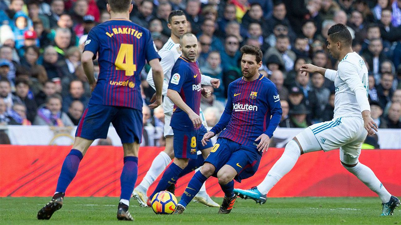 Le «Clàsico», opposant le Real Madrid au FC Barcelone, rassemble chaque année des centaines de millions de téléspectateurs à travers le monde.