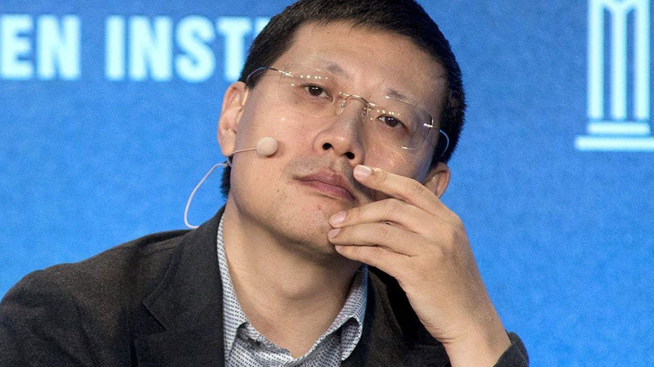 Neil Shen dirige la branche chinoise de Sequoia.