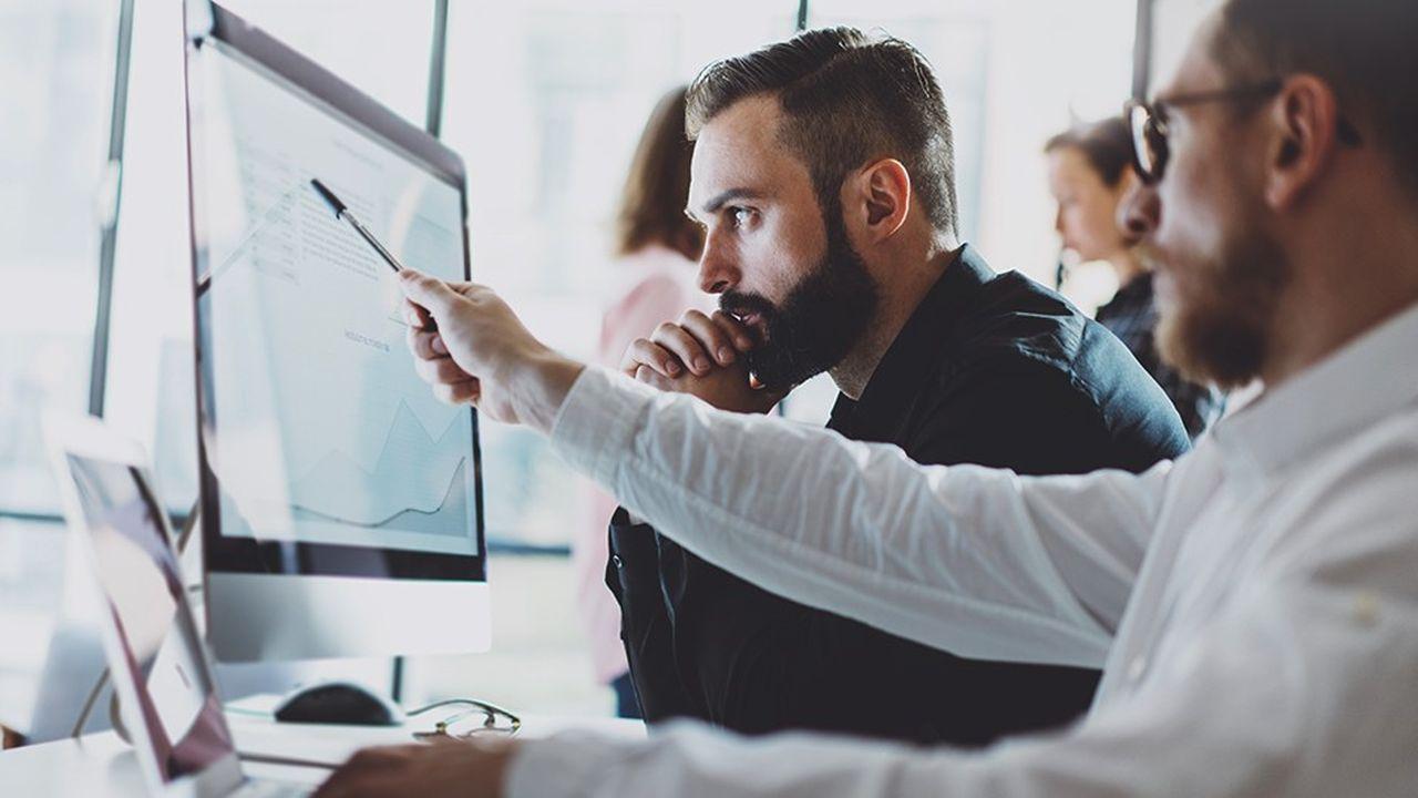 99% des cadres travaillent aujourd'hui avec des outils numériques.