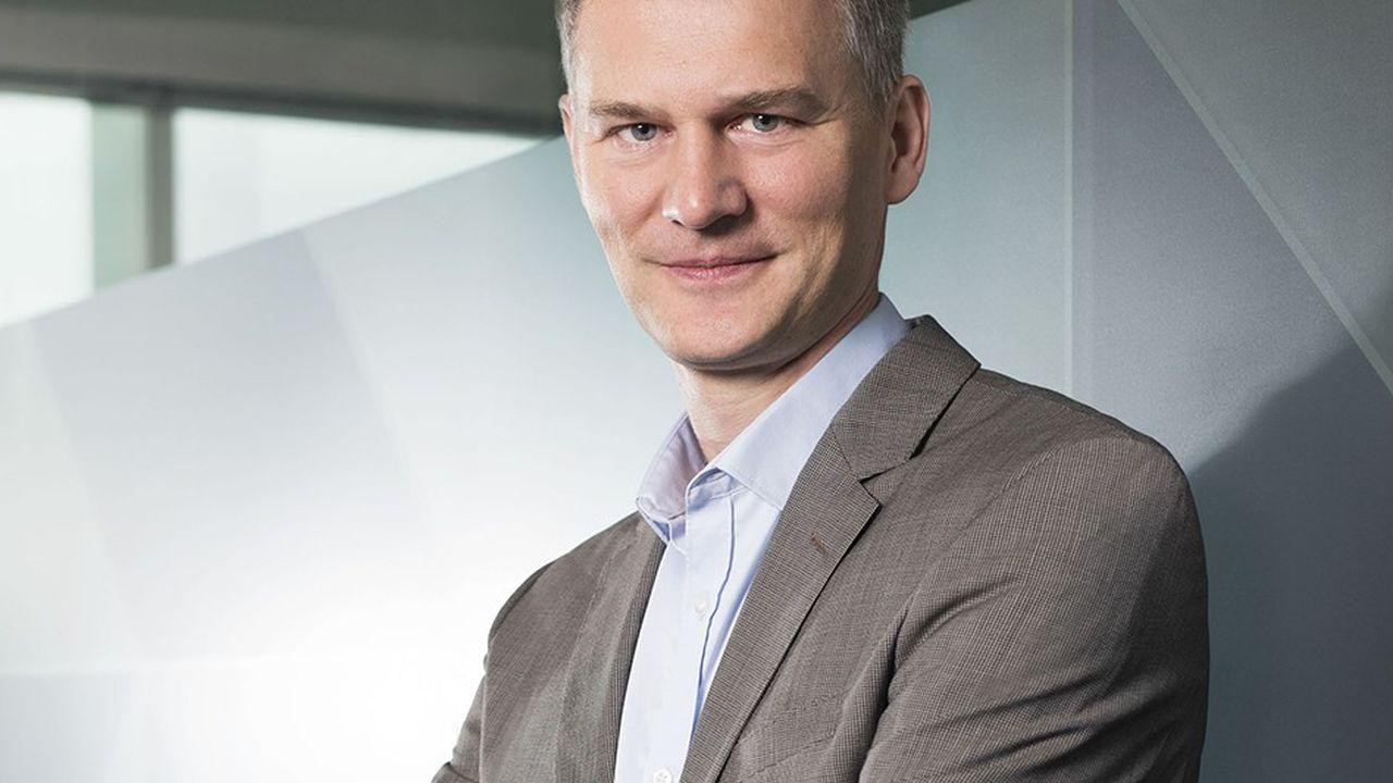 Le Français Sébastien Codeville est le PDG de KaiOS.