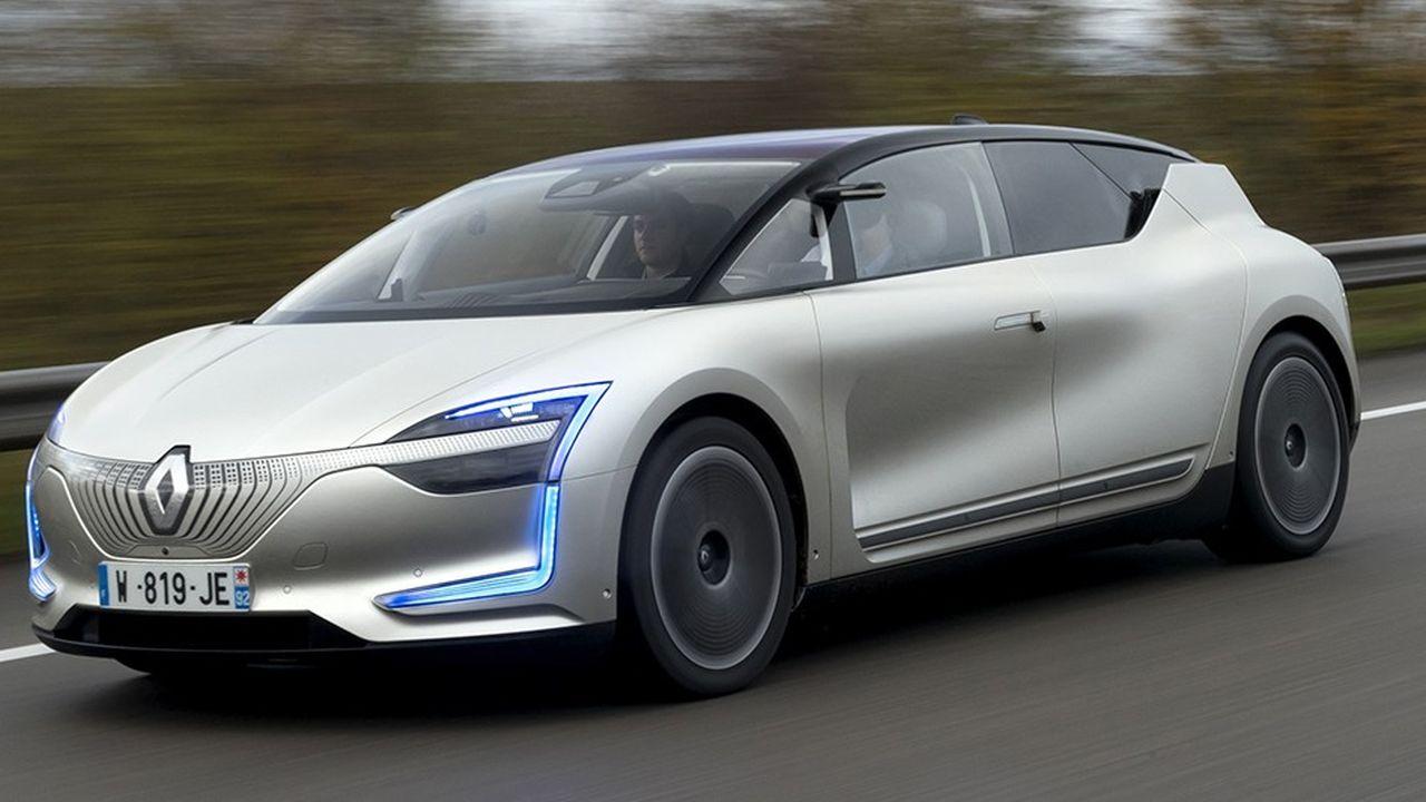 La voiture autonome devra non seulement être connectée avec l'infrastructure mais également avec les autres véhicules.