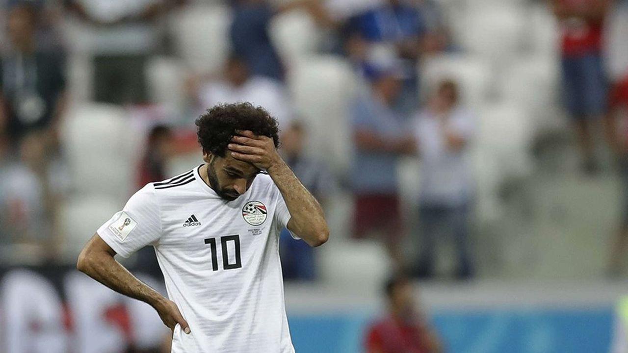 Plutôt que de diversifier ses points forts, l'Egypte a trop misé sur sa star Mohamed Salah, qui n'était pas en pleine possession de ses moyens.