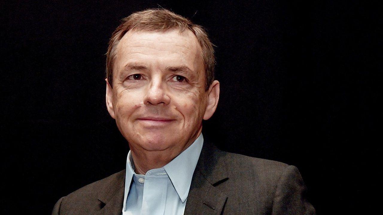 Alain Weill, président-directeur général de SFR.