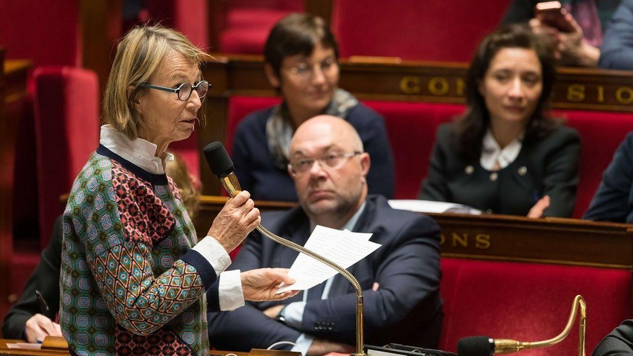 Sur la loi «fausses nouvelles», la ministre de la Culture, Françoise Nyssen, a vanté «un texte équilibré».