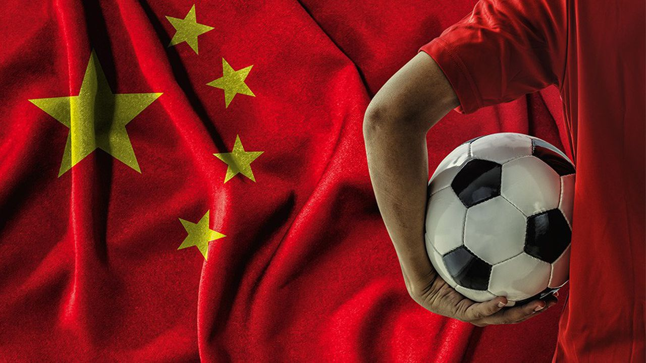 Le football chinois tarde à décoller.