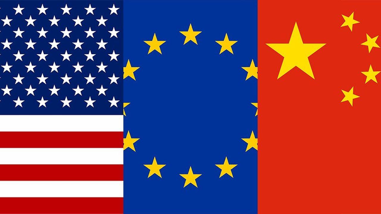 Dans la bataille technologique que se livrent la Chine et les Etats-Unis, l'Europe doit marquer sa différence.