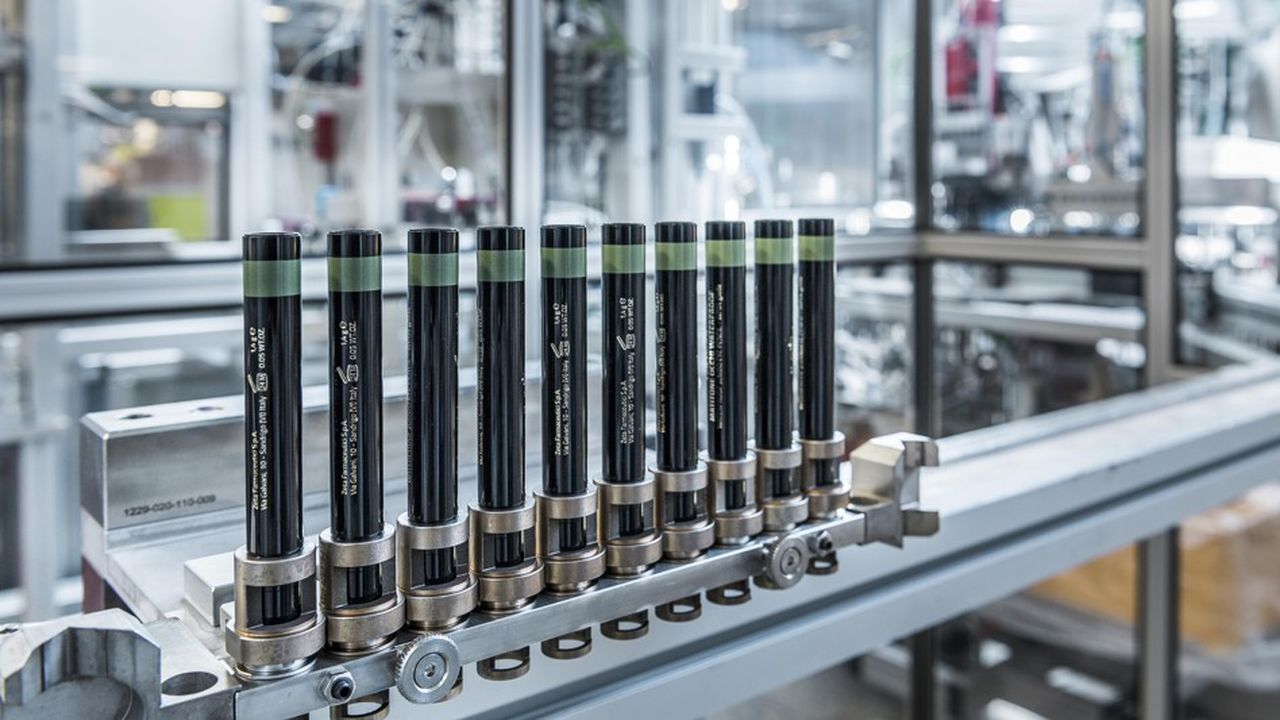 Au-delà des feutres surligneurs, Schwan-Stabilo a d'autres activités très porteuses, bien que peu connues du grand public - tel le segment des crayons cosmétiques, qui pèse 50 % du chiffre d'affaires du groupe.