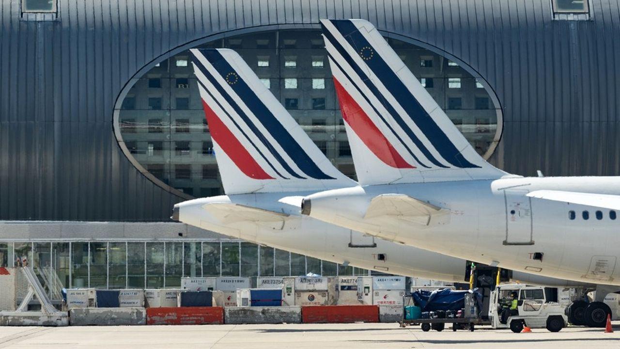 Air France est une équipe sans pilote depuis la démission de Jean-Marc Janaillac.