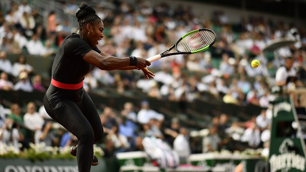 Serena Williams a remporté au total 23 tournois du Grand Chelem en simple.