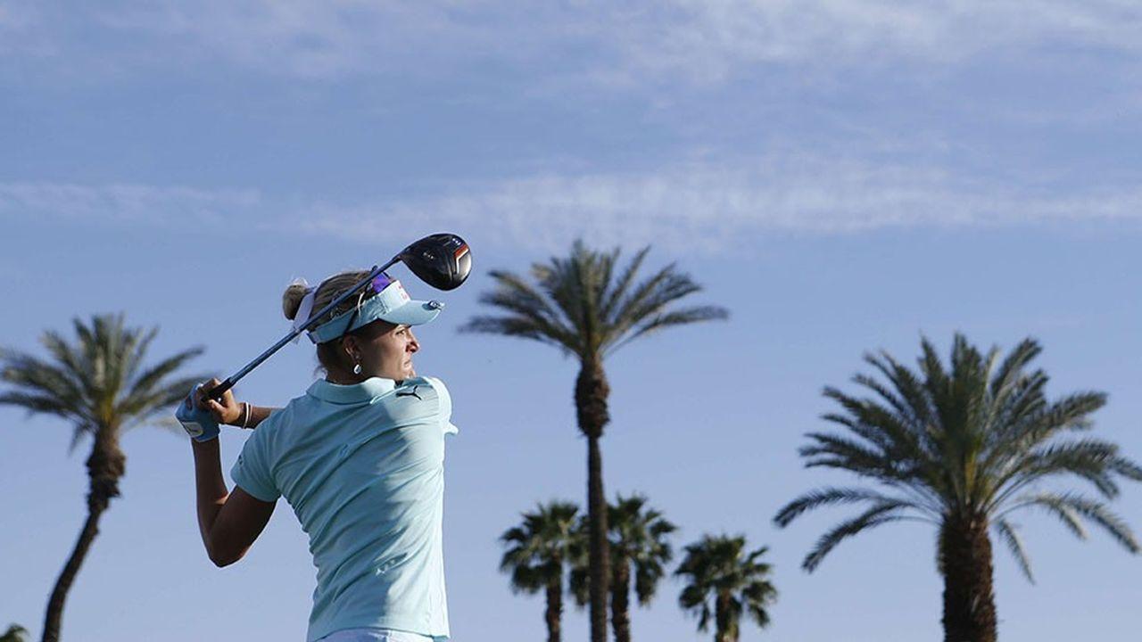 Et 2018, Lexi Thompson a déjà cumulé 7,9millions de dollars de gains sur l'ensemble de sa carrière de golfeuse.