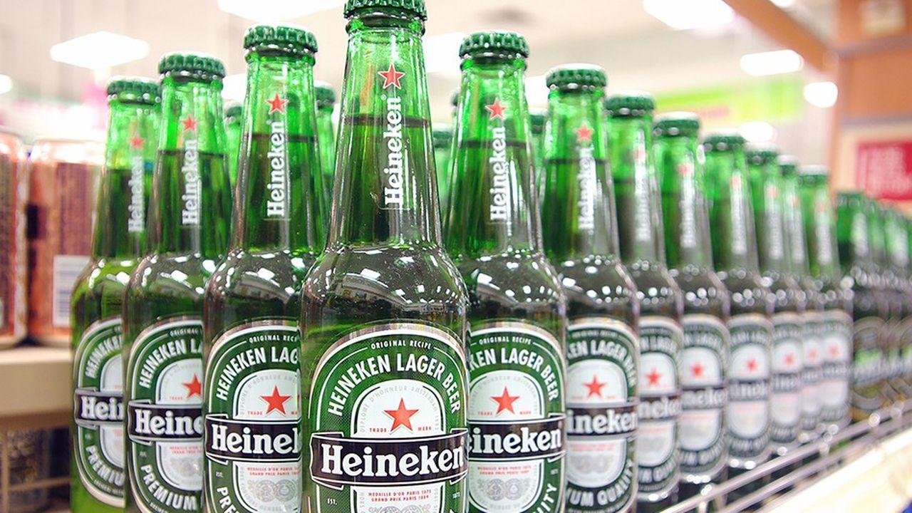 Heineken est devenu le deuxième plus grand brasseur du Brésil, derrière AB-InBev, à la suite du rachat de la filiale brésilienne du japonais Kirin, en février2017, pour 666millions d'euros.