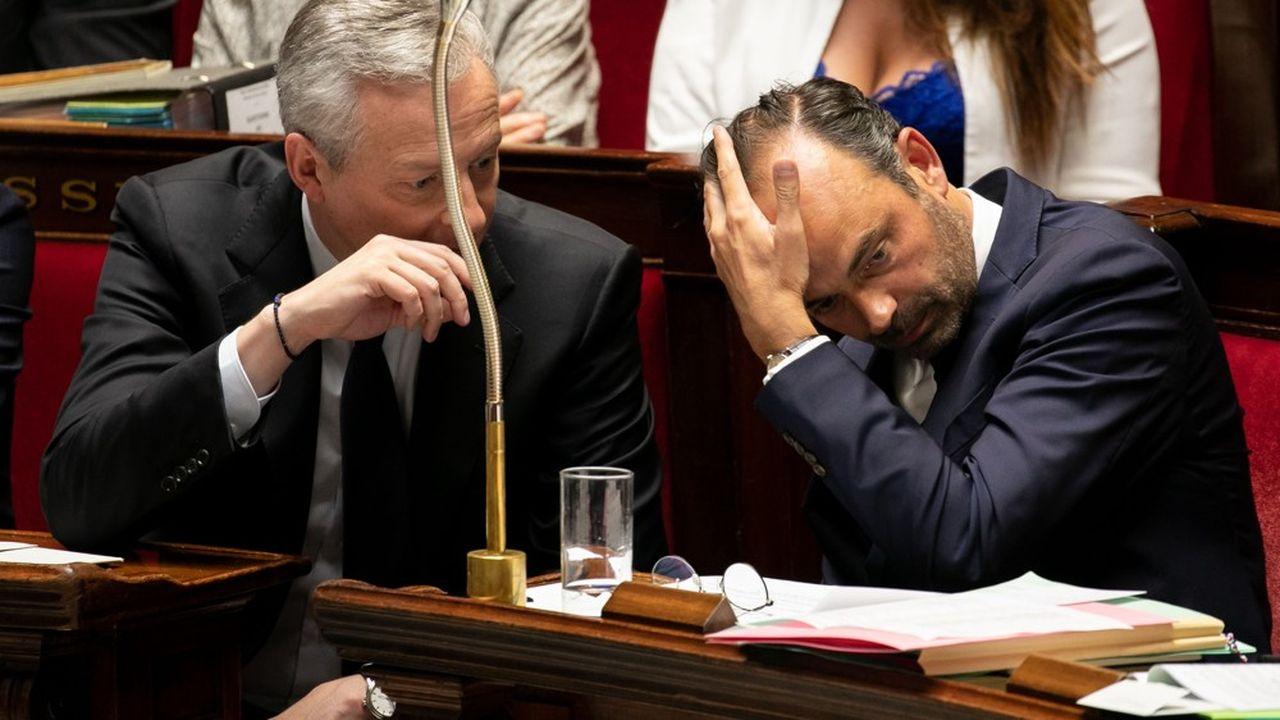 Si le projet de loi de Finances est construit sur une hypothèse de 1,7% de croissance, Bruno Lemaire a, à de nombreuses reprises, laissé entendre qu'une hausse du PIB de 2% cette année était envisageable.