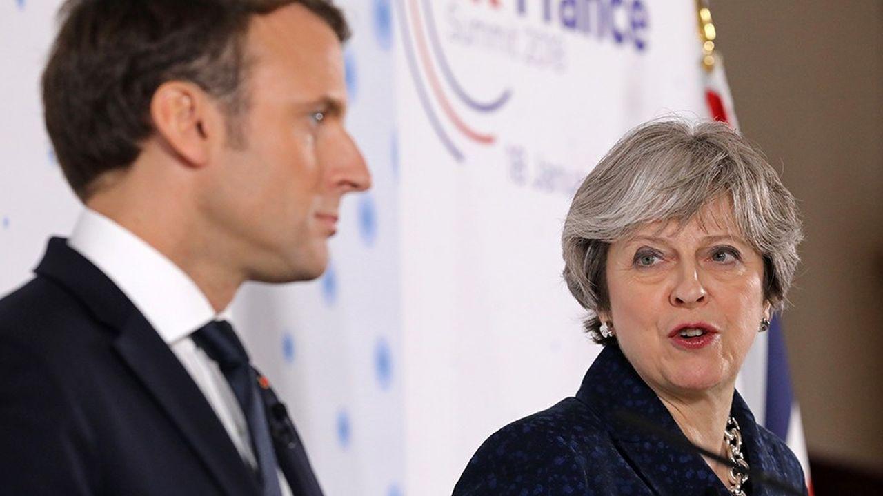 Theresa May sera la première personnalité invitée par Emmanuel Macron au fort de Brégançon.