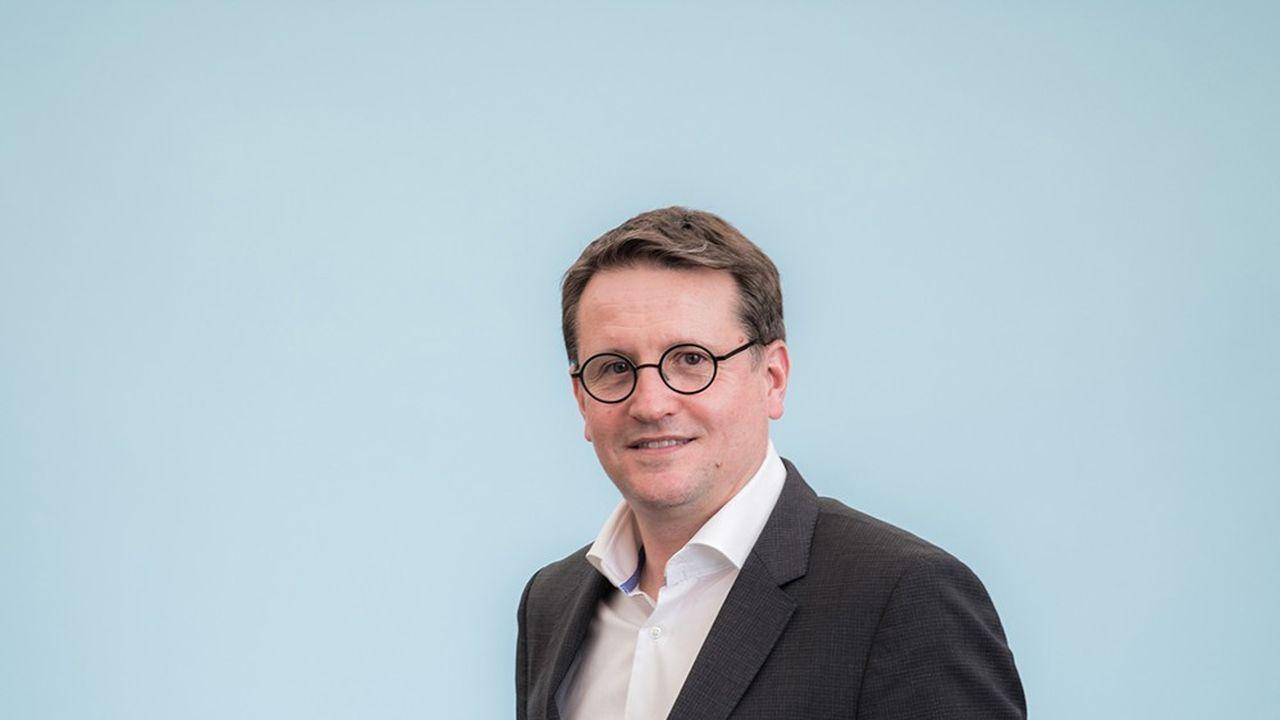 Rodolphe Belmer, PDG d'Eutelsat.