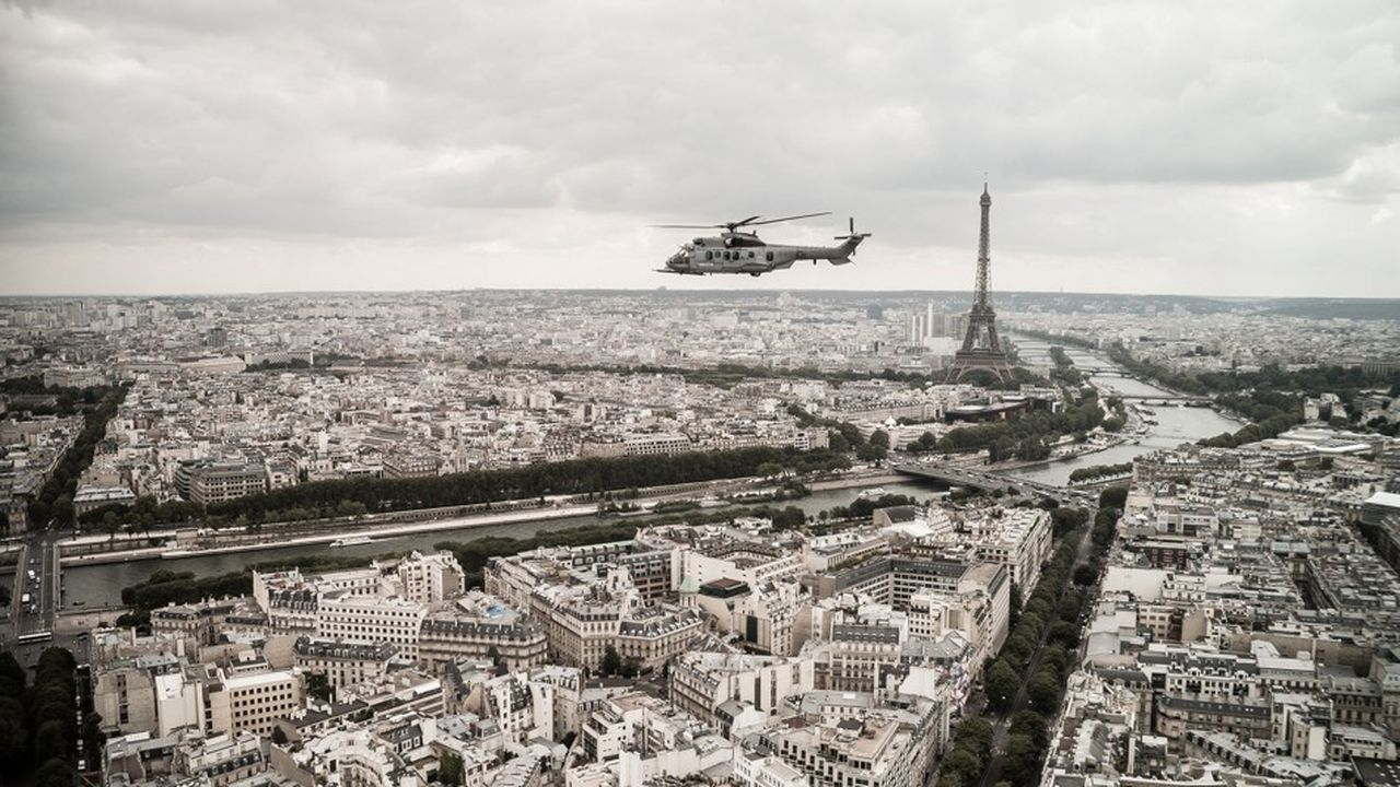 Au cours des dernières décennies l'Armée de l'air a démontré sa capacité à se réformer.