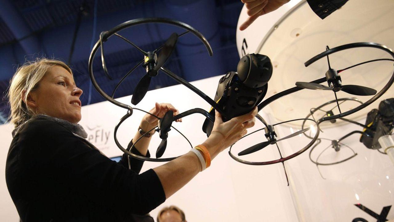 Parrot opère un recentrage en direction des drones grand public et professionnels.