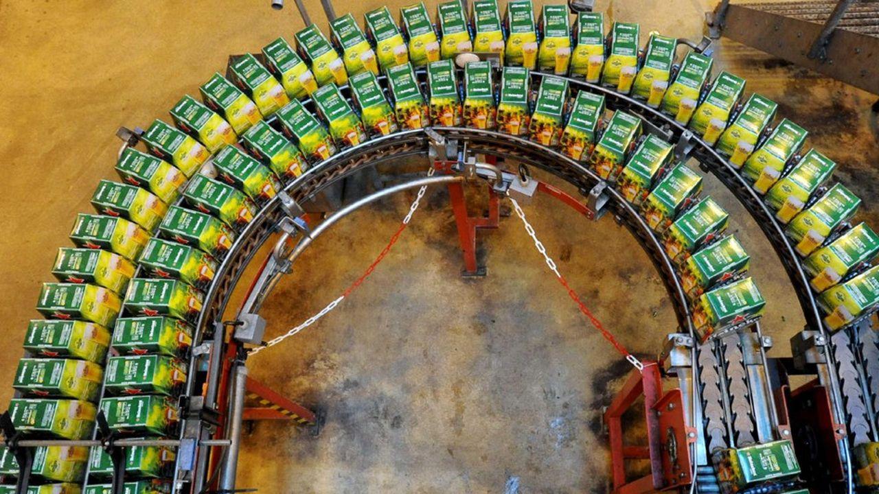 Avec cette opération, China Resources Beer ajoute à sa gamme une marque premium internationale renommée.