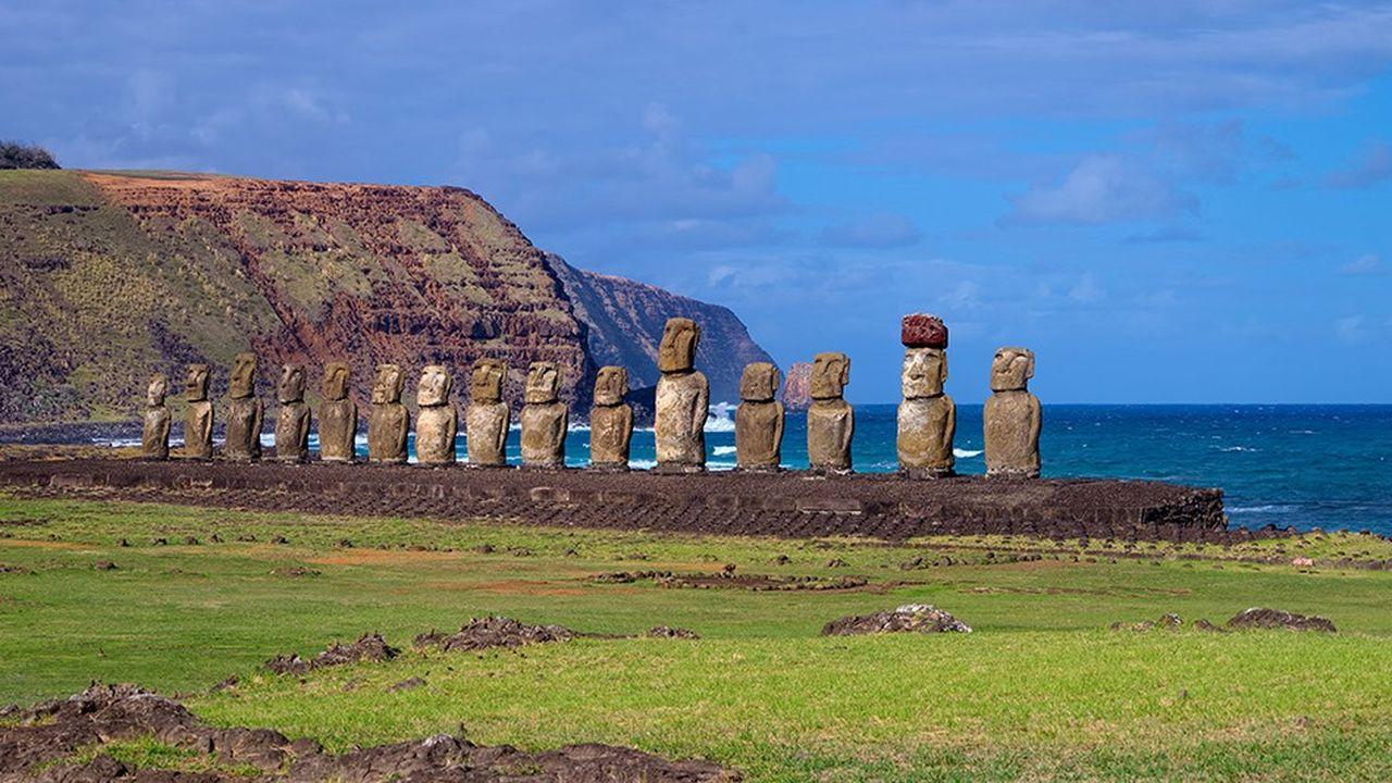 116.000 touristes débarquent chaque année sur l'île de 168 km².