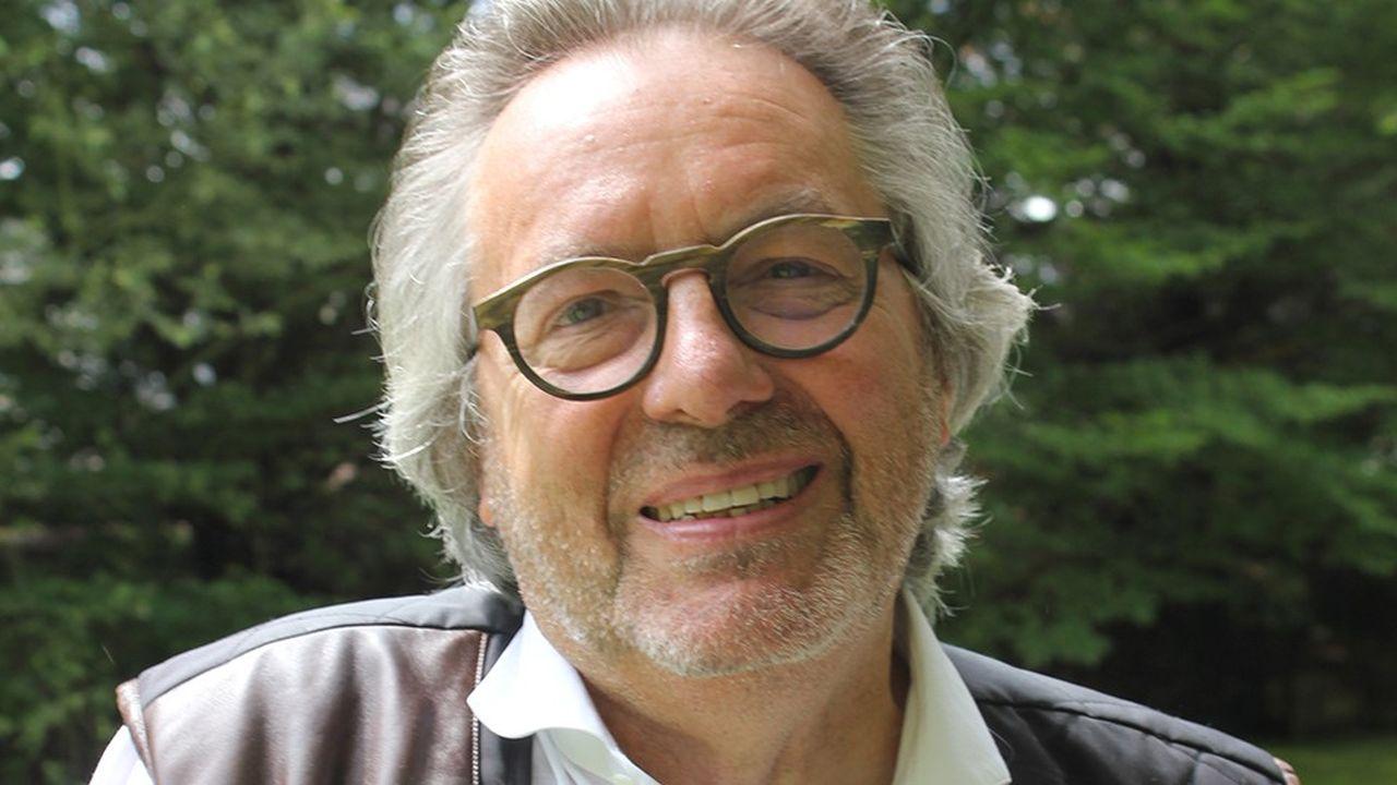 Gérard Garnier, repreneur des pianos Pleyel