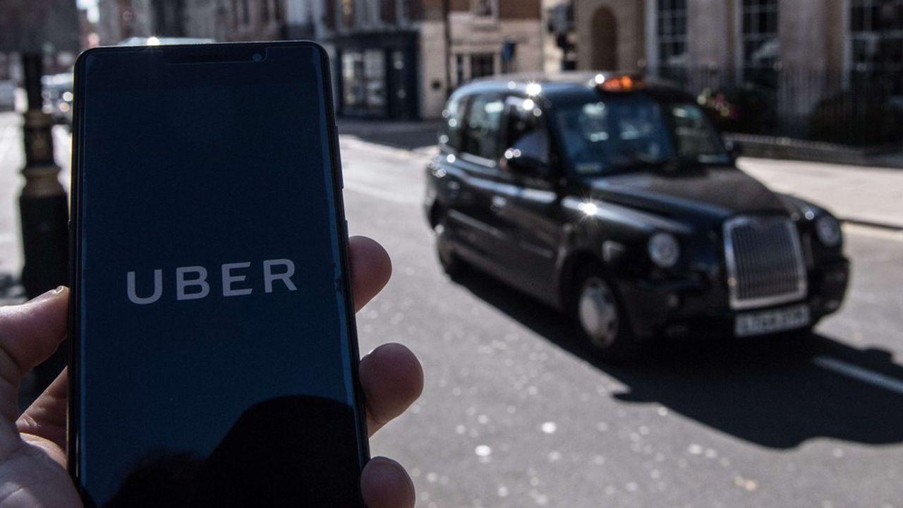 En septembre2017, Uber avait temporairement perdu l'autorisation de Transport for London pour exercer dans la capitale britannique.