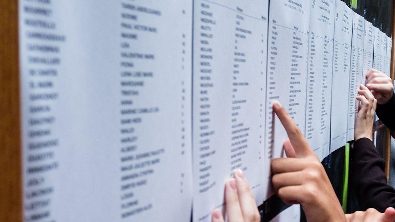 Les résultats officiels du baccalauréat était publié ce vendredi.