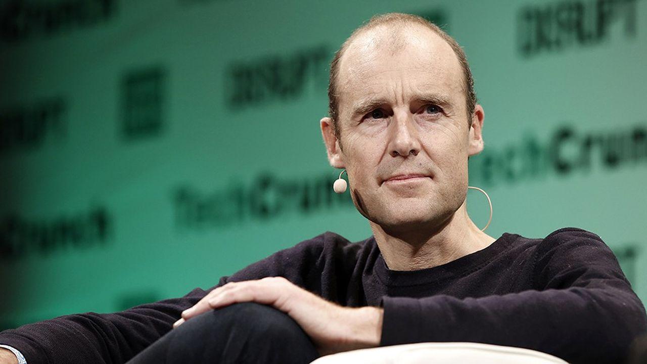 Fondateur de la plateforme de paiement Adyen, ce Néerlandais de 49 ans devenu multimillionnaire a mené l'une des introductions en Bourse les plus remarquées de l'année pour une fintech.