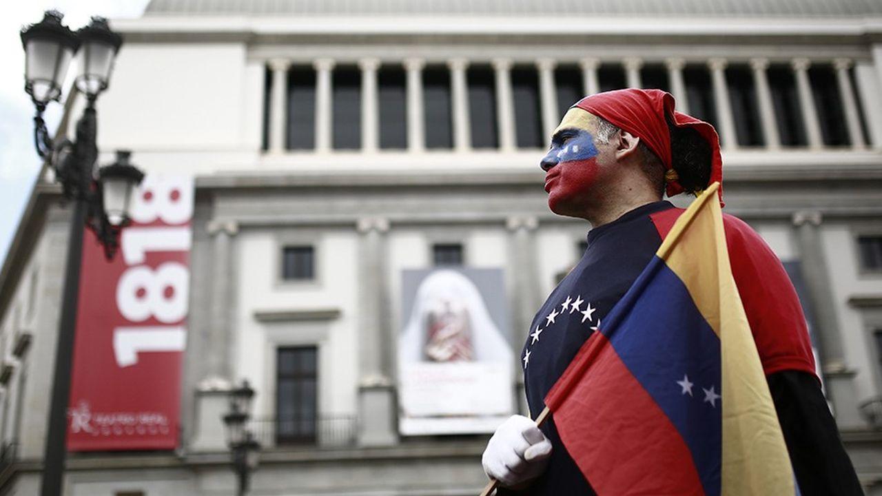 La communauté vénézuélienne à Madrid est de plus en plus importante