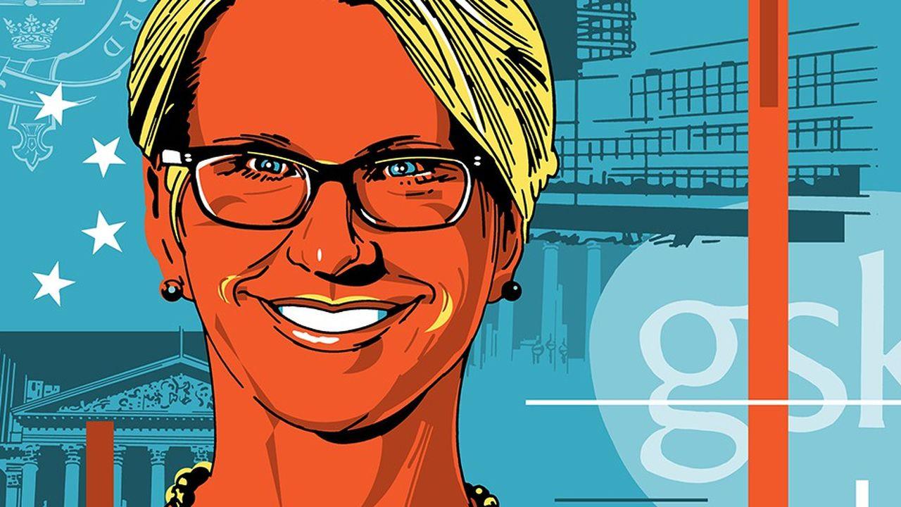 Emma Walmsley, une fonceuse à la tête d'un géant de la pharmacie