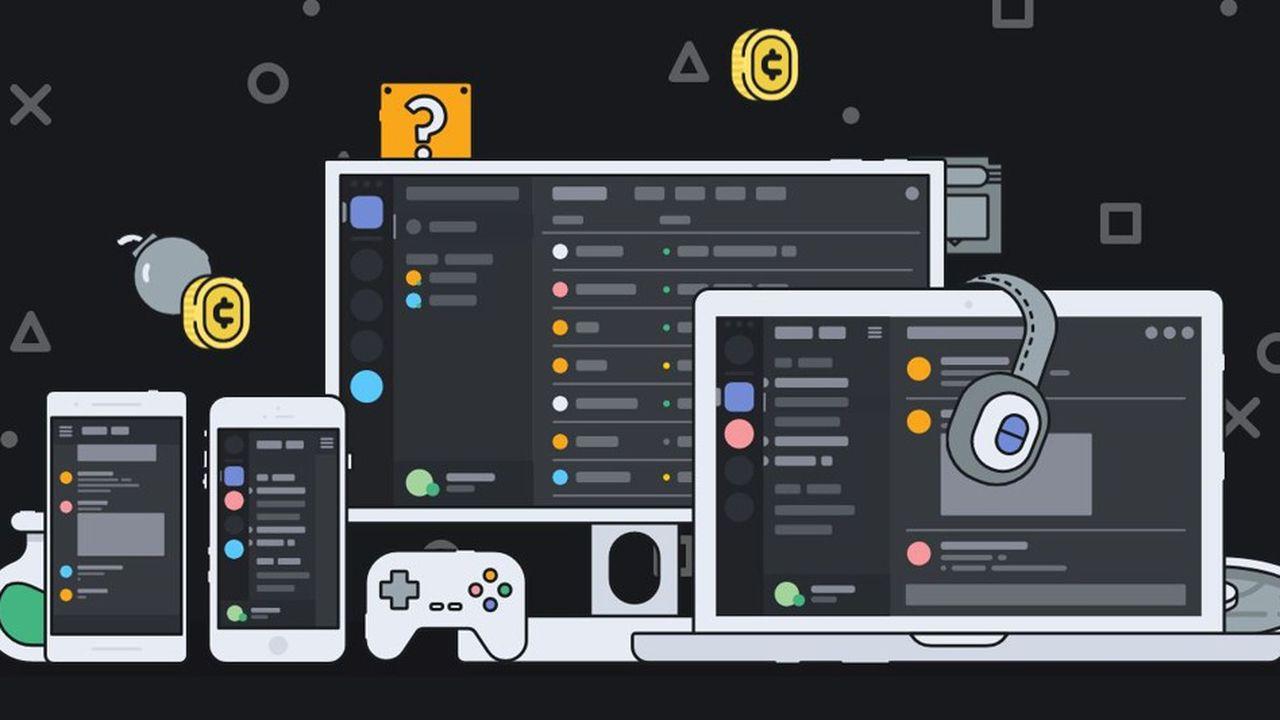 Discord veut concurrencer Steam, le leader du secteur de la vente en ligne de jeux vidéo