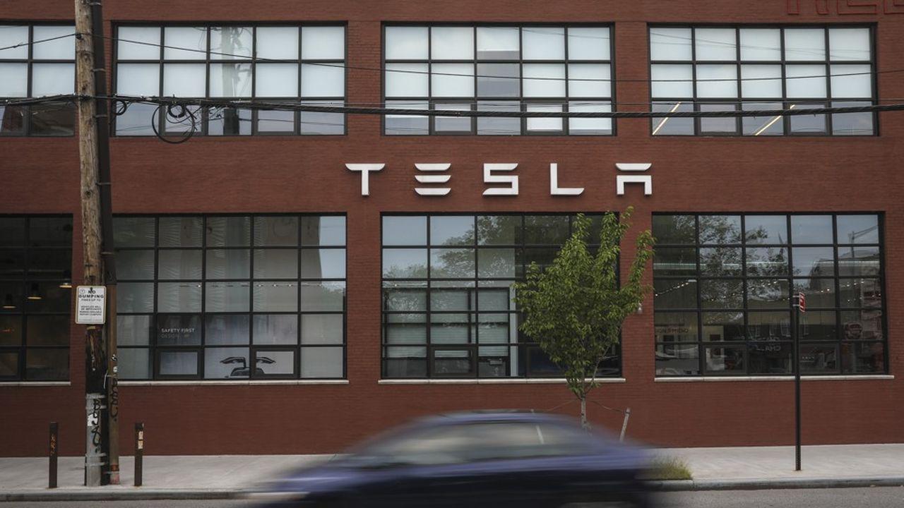 Le constructeur de voitures électriques est valorisé aux alentours de 60milliards de dollars