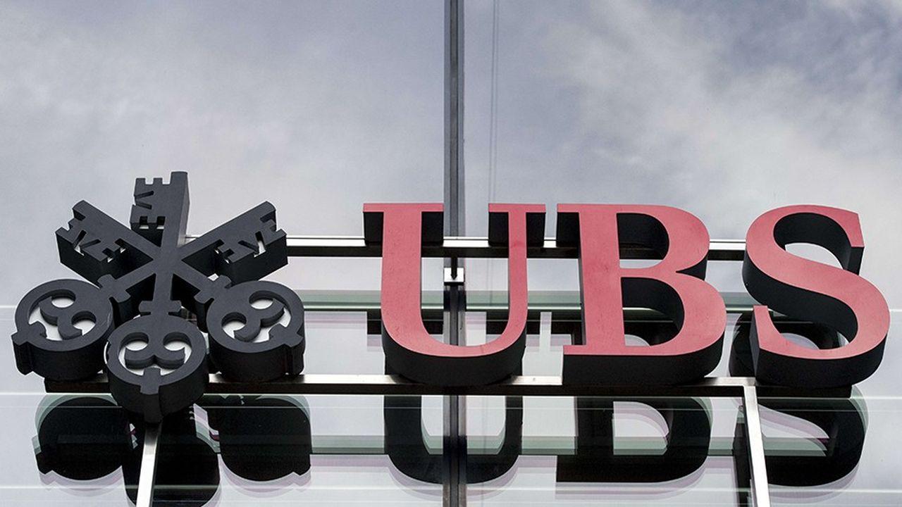 La banque suisse UBS est le plus grand gestionnaire de fortune au monde