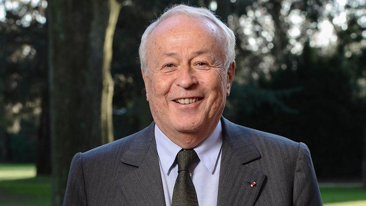Alain Mérieux, patron de la Fondation Mérieux.