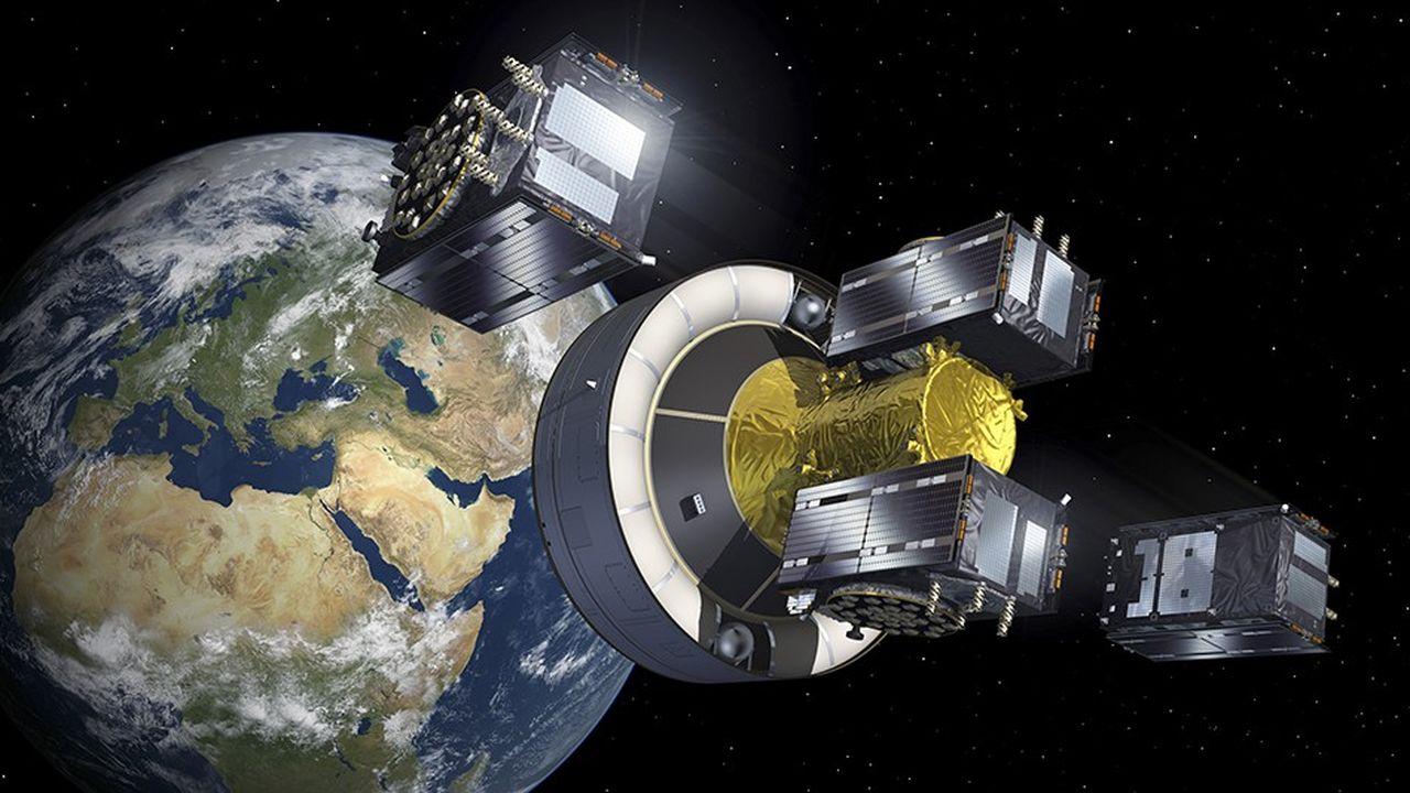 Le programme européen de géolocalisation Galileo sera complet d'ici à six mois, en rassemblant 24 satellites pleinement opérationnels. Avec une précision de l'ordre du mètre, meilleure que celle du système américain GPS.