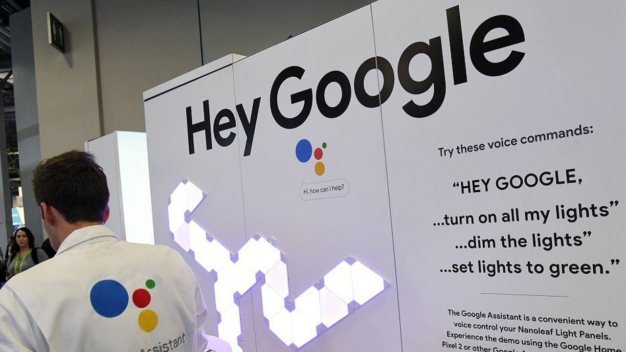 L'Assistant compilera les informations sur Google Actualités.