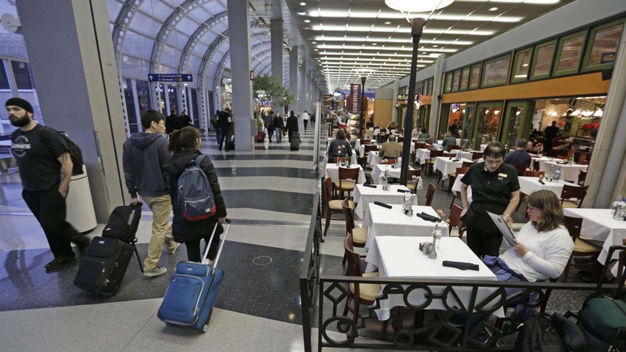 HBF, dont le siège est situé à Atlanta, exploite plus de 124 bars et restaurants dans 38 aéroports aux Etats-Unis et au Canada