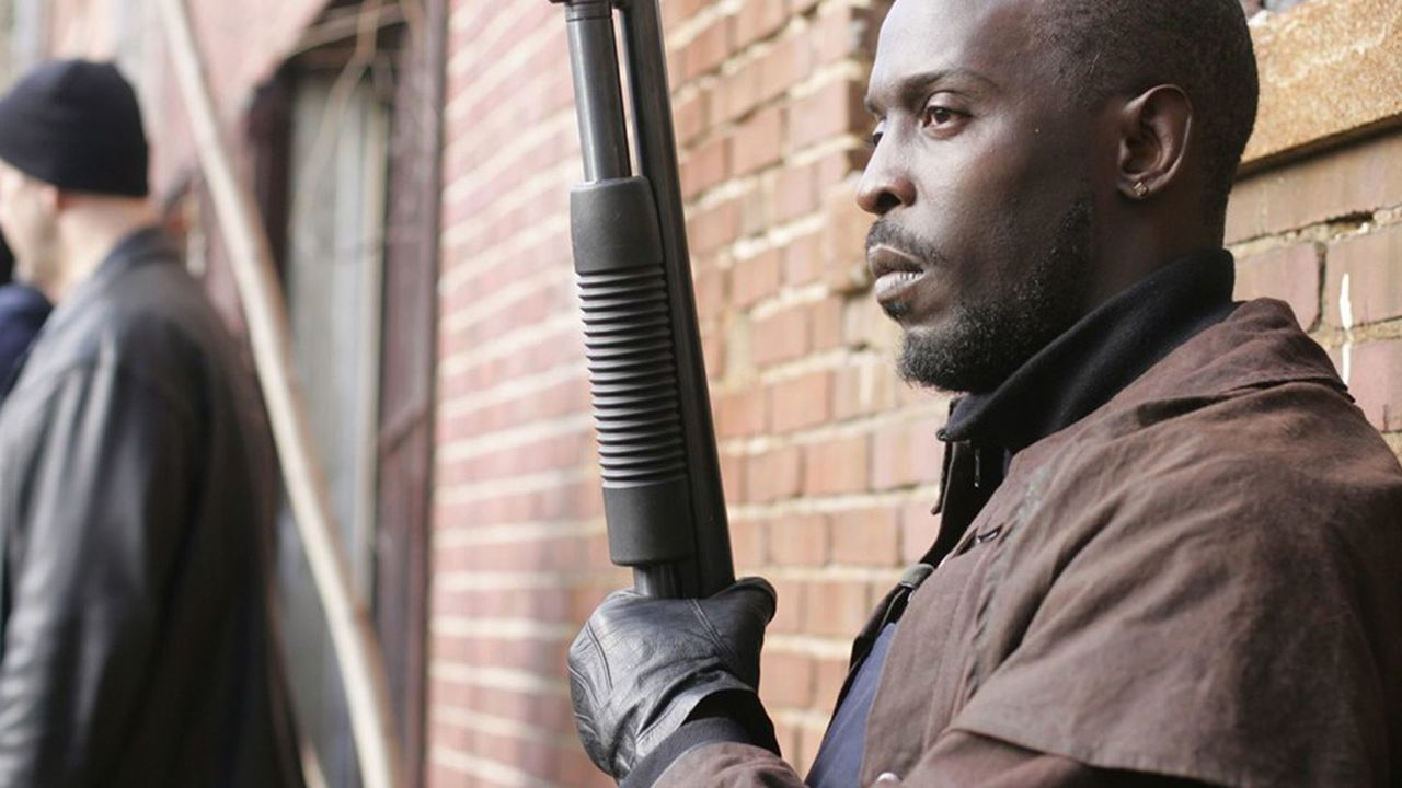 Omar Little, l'inoubliable détrousseur de dealers de la série