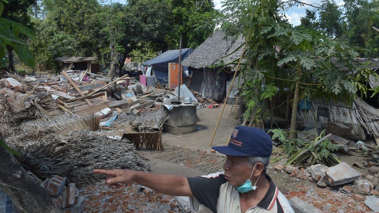 Le séisme du 5 août dernier avait fait plus de 480 victimes et 350.000 sans abris.