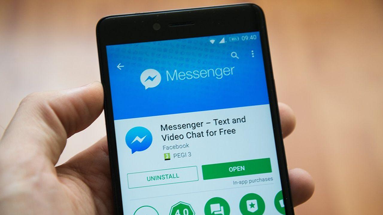 Messenger permet depuis plusieurs années à ses utilisateurs de s'appeler via l'application