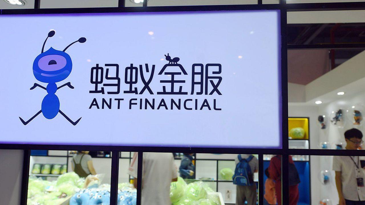 La plateforme chinoise de paiement mobile Ant Financial est la plus grosse «licorne» au monde.