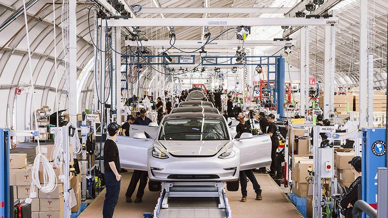 Tesla affronte depuis deux semaines une grosse tempête médiatico-financière