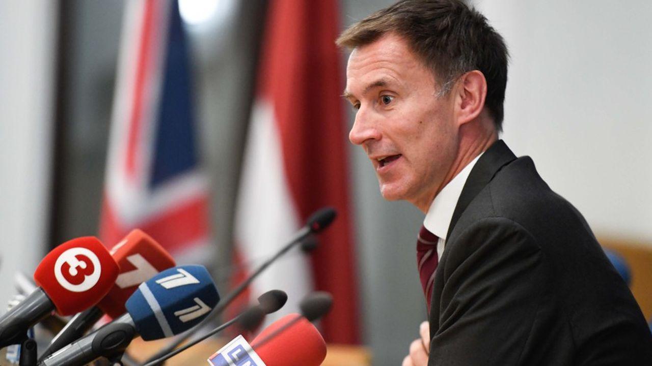 Le ministre britannique des Affaires étrangères, Jeremy Hunt, devait prononcer mardi à Washington son premier grand discours de politique étrangère.