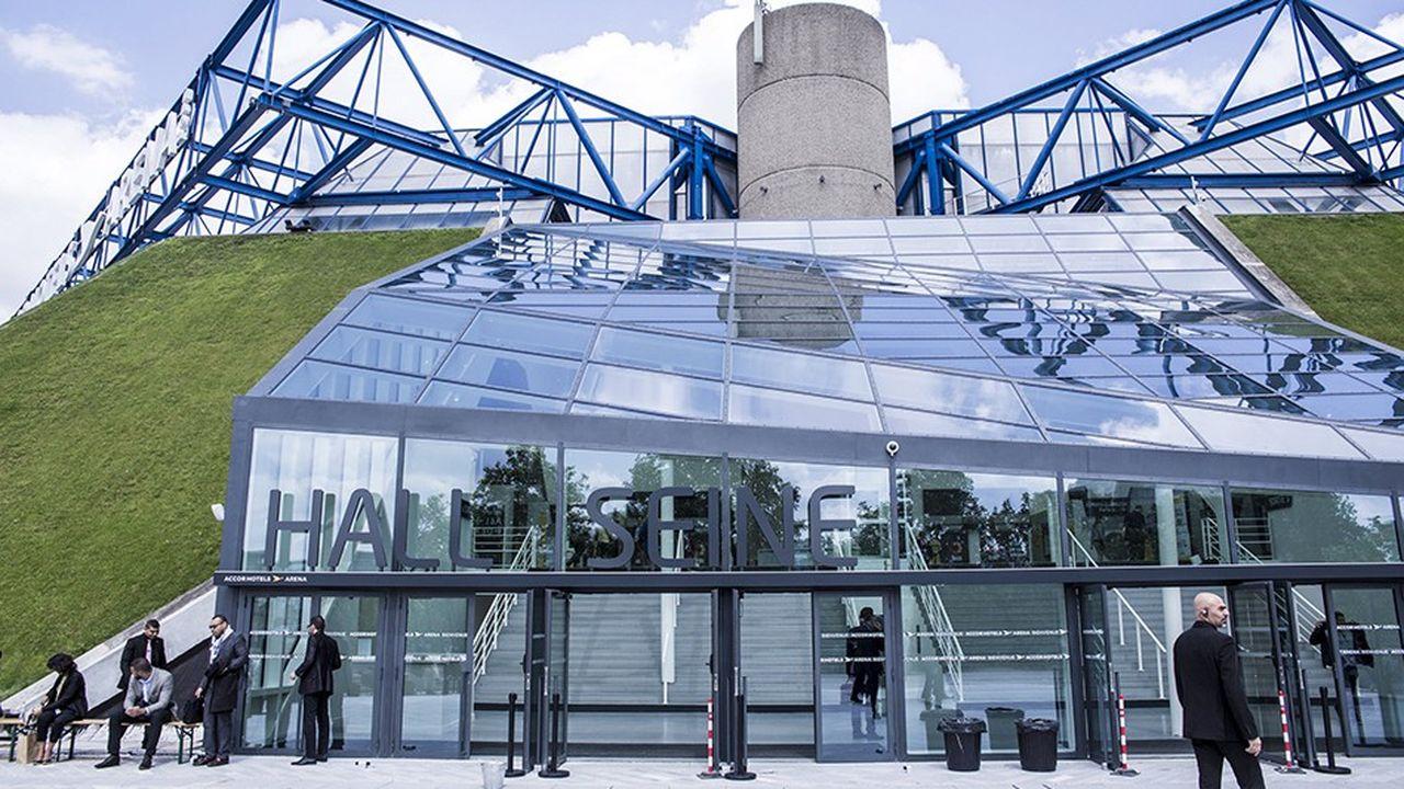 L'AccorHotels Arena aura accueilli 135 événements sur son exercice fiscal 2017-2018, clos fin août.