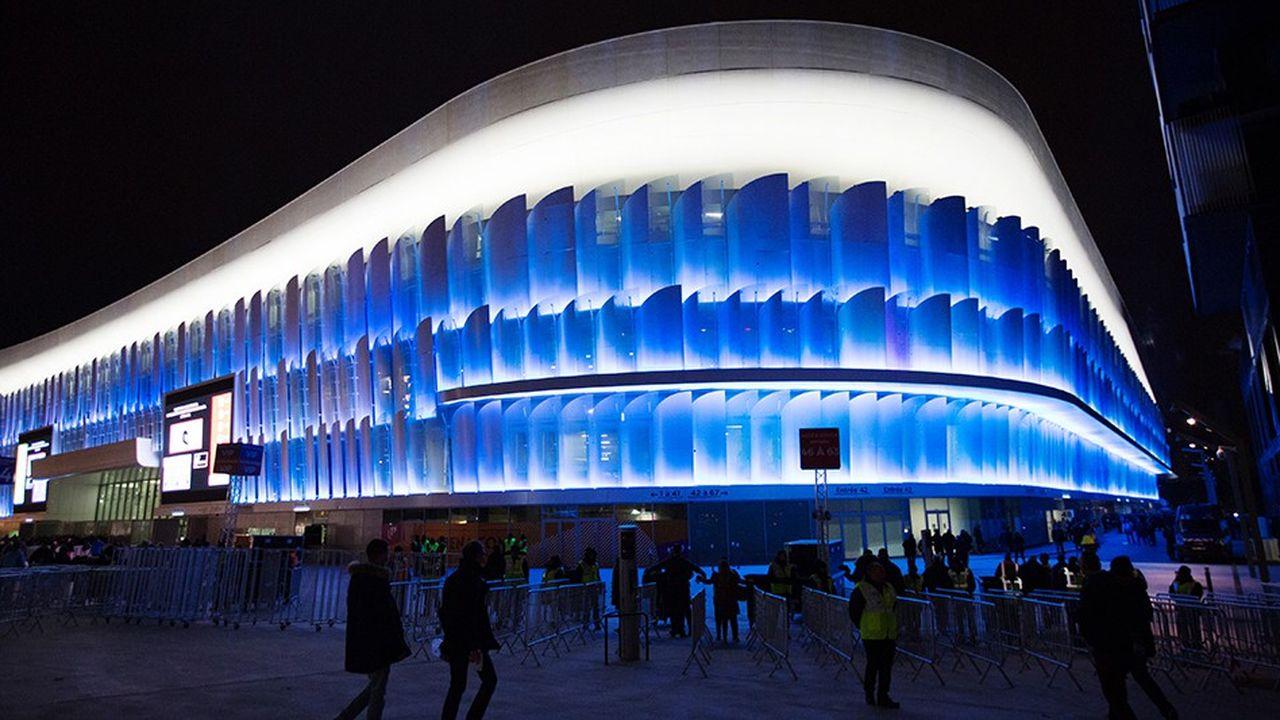 La Paris La Défense Arena bénéficie d'équipements techniques et audiovisuels exceptionnels pour les spectacles et événementiels d'entreprises.