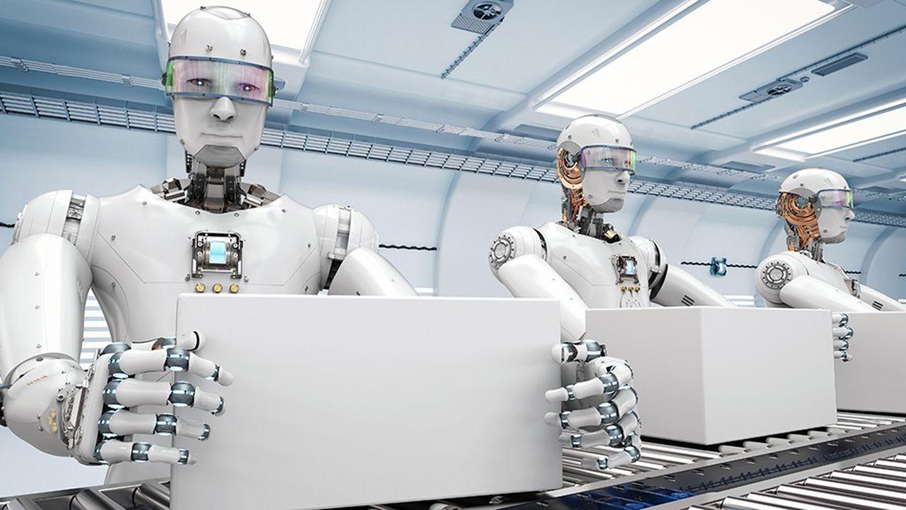 Les métiers qui risquent de disparaître sont ceux dont les tâches sont automatisables et ceux qui ont effectivement connu une baisse de leurs effectifs.